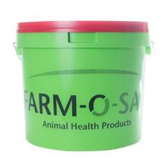 Farm-O-San Mineralenemmer droogstaand rundvee 20 kg