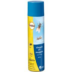 Vliegen- en Muggenspray Solabiol - 400 ML