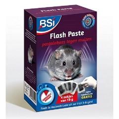 BSI Flash Paste Tegen Muizen - 4 x 10 Gram