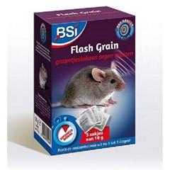 BSI Flash Grain Tegen Muizen - 5 x 10 Gram