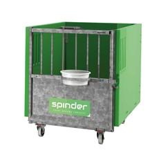 Spinder Arena Kalverbox (Kunststof) - Mono 91 Cm