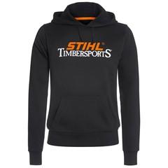 STIHL Timbersports Hoodie Zwart