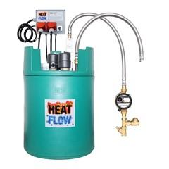 Suevia Warm Watercirculatie-unit Heatflow 2 X 6000w 400v