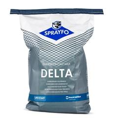 Sprayfo Delta Kalveropfokmelk - 20 Kg
