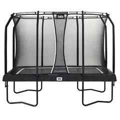 Salta Trampoline Premium Black Edition Rechthoekig Zwart - 214 x 305 cm