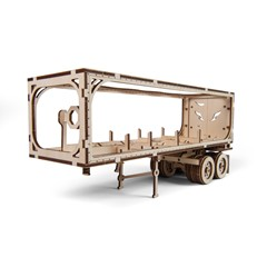 Ugears Model Heavy Boy Truck Trailer Vm-03