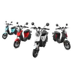 NIU E-Scooter UQi Sport 25 km
