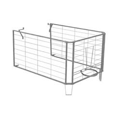 Hekwerk 3-delig - Small / Comfort