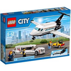 LEGO City 60102 - vliegveld VIP service