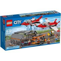 LEGO City 60103 - vliegveld luchtvaartshow