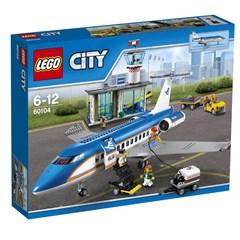 LEGO City 60104 - vliegveld passagiersterminal