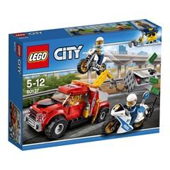 LEGO City 60137 - Sleeptruck Probleem