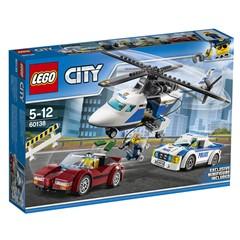 LEGO City 60138 - Snelle Achtervolging