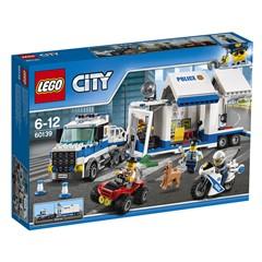 LEGO City 60139 - Mobiele Commandocentrale