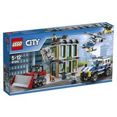 LEGO City 60140 - Bulldozer Inbraak