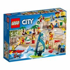 LEGO City 60153 - Personenset plezier aan het strand