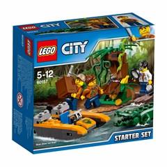 LEGO City 60157 - Jungle startset
