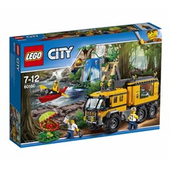 LEGO City 60160 - Jungle mobiel laboratorium