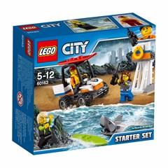 LEGO City 60163 - Kustwacht startset