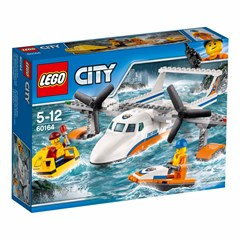 LEGO City 60164 - Reddingswatervliegtuig