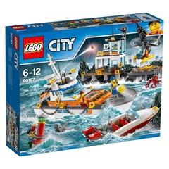 LEGO City 60167 - Kustwacht hoofdkwartier