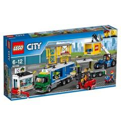 LEGO City 60169 - Vrachtterminal