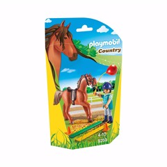 PLAYMOBIL Country 9259 - Paardentherapeute