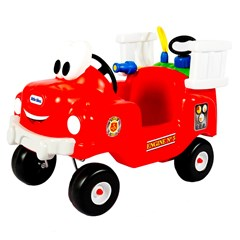 Little Tikes Cozy Coupe Brandweer Truck