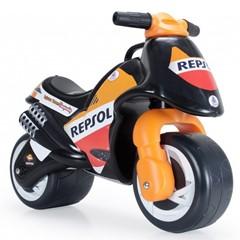 Injusa Loopmotor Neox Repsol Oranje/Zwart - 69 cm