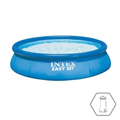 Intex Opblaasbaar Zwembad Easy Set - Ø 366 x 76 cm