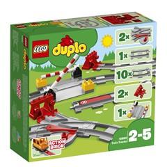 LEGO DUPLO 10882 - Treinrails