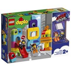 LEGO DUPLO 10895 - Visite voor Emmet en Lucy van de Planeet