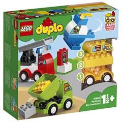 LEGO DUPLO 10886 - Mijn Eerste Auto Creaties