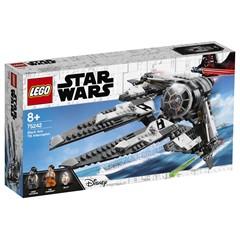 LEGO Star Wars 75242 - Black Ace TIE Interceptor