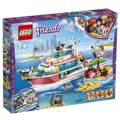 LEGO Friends 41381 - Reddingsboot