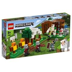 LEGO Minecraft De Pillager buitenpost - 21159