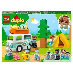 LEGO DUPLO 10946 - Familie Camper Avonturen