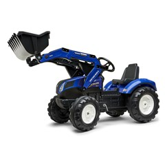 Falk New Holland T8 Met Frontlader