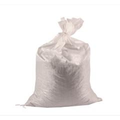 Zandzak kunststof PP Wit 40x60 40x60cm/18-19kg