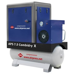 Airpress Compressor APS 7.5 Combi Dry X