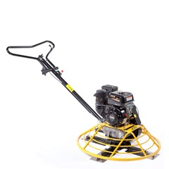 Vlindermachine met benzine motor