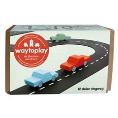 Waytoplay Flexibele Autobaan Ringweg 12 Delig