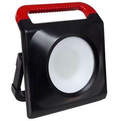 4Tecx LED Bouwlamp Eco 80W 8000 Lumen Met 2 Contactdozen