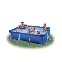 Intex zwembaden de boer for Opzet zwembad rechthoek