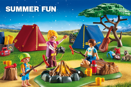 Website categorie - Playmobil Summer Fun