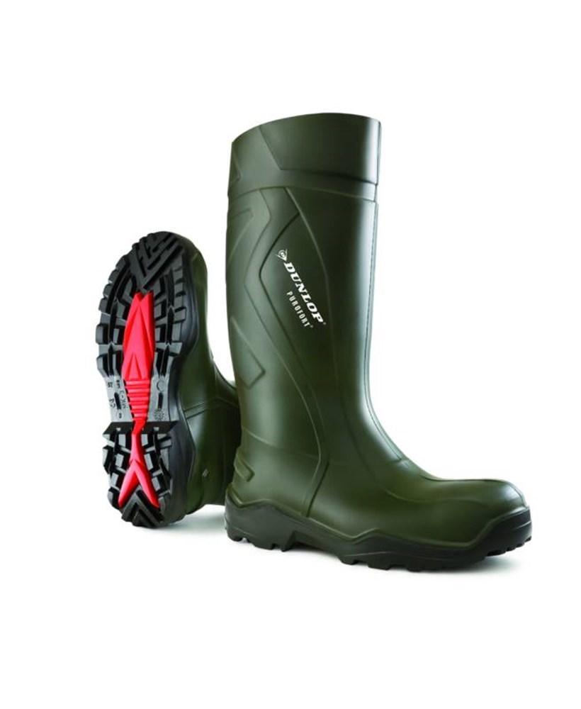 Afbeelding van Dunlop Purofort Plus S5 werklaarzen (Schoenmaat: 36)