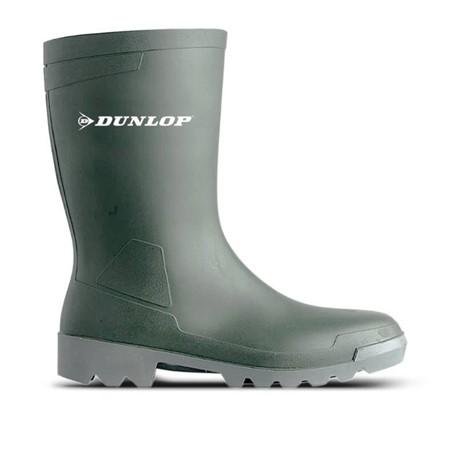 Dunlop Hobby Laars Calf Retail Groen Maat 45