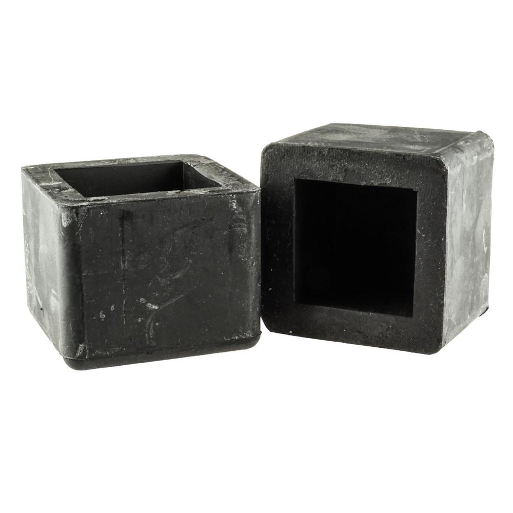 Afbeelding van Mokerdop rubber 1500 gram kopmaat 42 x mm