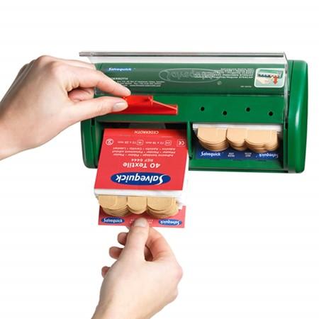 Salvequick Pleisterautomaat 490700