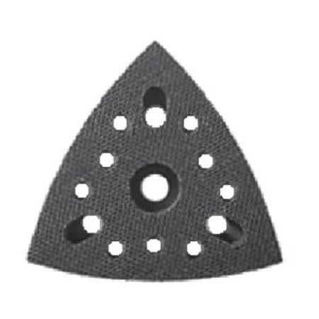 Metabo geperforeerde ds-schuurzool met klithechting 93 mm